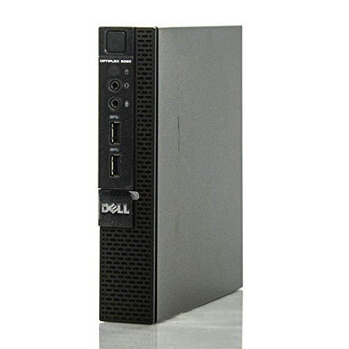 DELL Optiplex 9020 Ultra Small Tiny Desktop Micro Computer PC, Intel Core i5-4570T, 8GB Ram, 256GB Solid State SSD, WiFi, Bluetooth, Win 10 Pro (Renewed)']