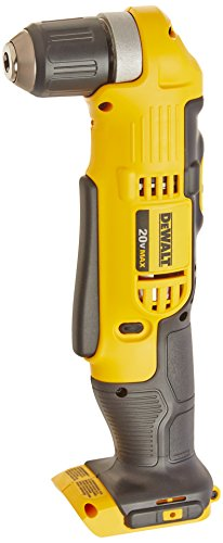DEWALT 20V MAX Right Angle Drill, Cordless,(DCD740B)