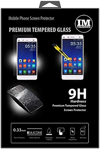 Premium Cristal Protector Templado Para xioami tanque Mi4Vidrio Hartlas cristal protector extremadamente...