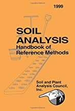 Best soil analysis handbook of reference methods Reviews