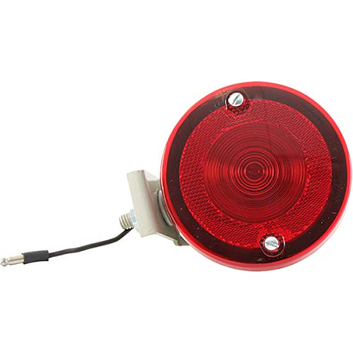 Complete Tractor 1100-6003 Tail Light, Red