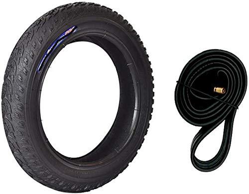 aipipl Neumáticos para Scooter eléctrico, 12 14 16x2.125 Neumáticos Interiores y Exteriores...