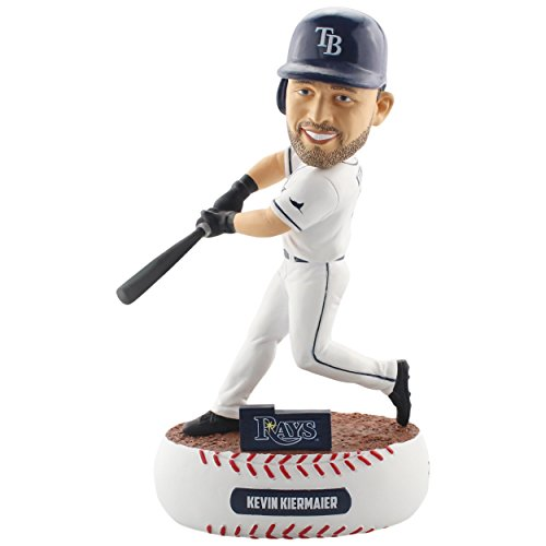 Forever Collectibles Kevin Kiermaier Tampa Bay Rays Baller Special Edition Bobblehead MLB