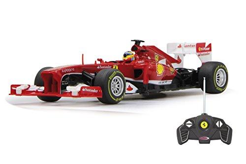 RC Auto kaufen Rennwagen Bild: Jamara 404515 Ferrari F1 1:18 rot 40MHz*