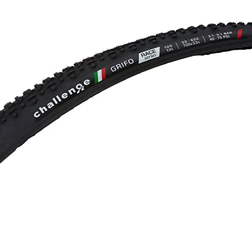 Challenge Grifo Race Cyclocross Bicycle Tire | Amazon