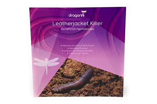 Dragonfli Leatherjacket Killer Nematodes 100 Square Meter Pack