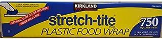 Kirkland Signature Stretch Tite Plastic 11 7/8 Inch X 750 SQ. FT
