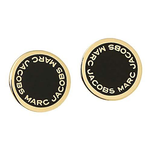 [マークジェイコブス] ピアス アクセサリー ロゴディスク レディース MARC JACOBS M0008544 (1) ゴールド [並行輸入品]