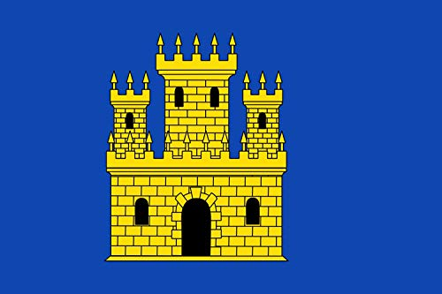 magFlags Bandera XL Castellet i la Gornal | Bandera Paisaje | 2.16m² | 120x180cm