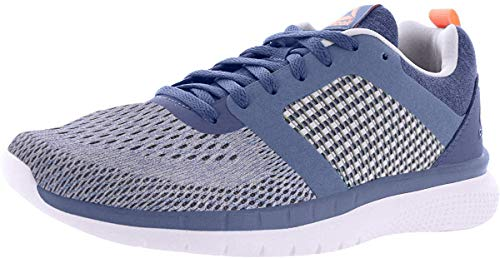 Reebok Womens Pt Prime Run 2.0 Memory Foam Running Shoes Blue 8 Medium (B,M)