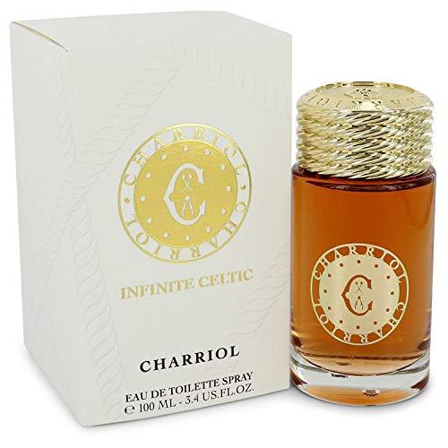 Perfume for Women 3.4 oz Eau De Toilette Spray Charriol Infinite Celtic Perfume By Charriol Eau De Toilette Spray {Convenient shopping}