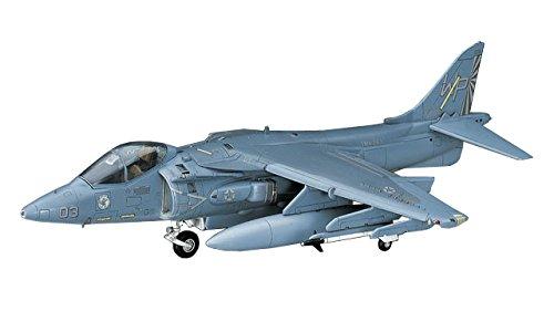 ハセガワ 1/72 アメリカ海兵隊 AV-8B ハリアー II プラモデル D19