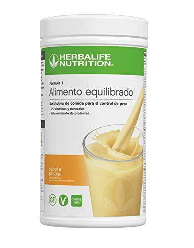 formula 1 banana cream
