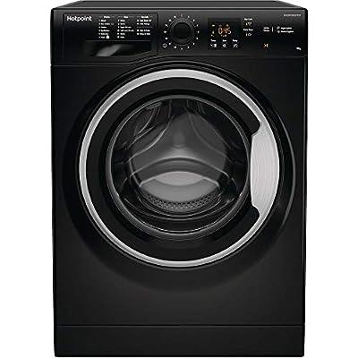 Hotpoint Ltd NSWF 943C BS UK 1400rpm Washing Machine 9kg Load Class A+++ Black
