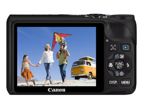Canon PowerShot A2200 Fotocamera Digitale, 14.1