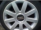 Coprimozzo per cerchi in lega per Audi TT 8N A6 C5 A4 B5 da 17' RS4