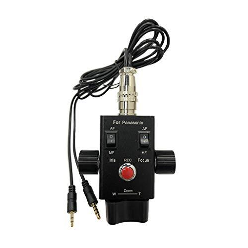 Supfoto Mando a distancia para cámara de vídeo Panasonic HC-X1 AG-UX90 HC-PV100 AG-AC30 AG-UX180 HC-X1000 AG-AC90 AU-EVA1 DVX200