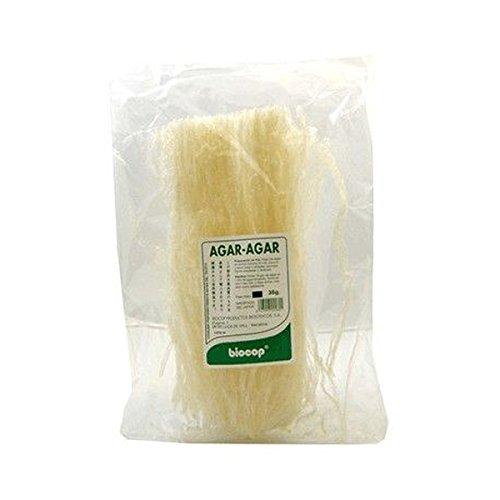 Tiras De Algas Agar Agar 35 Gr de Biocop