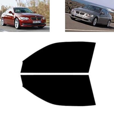 Film Solaire Vitres Teintées pour-BMW 3 série E92 2-Portes Coupé 2006-2012 - Vitres Avant