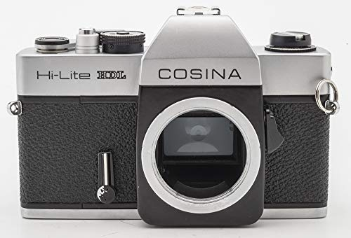 Cosina Hi-Lite Hi Lite HDL Gehäuse Body SLR Kamera Spiegelreflexkamera