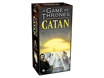 A Game of Thrones CATAN Board Game EXTENSION allowing a total of 5 to 6 Players for the Game of Thrones CATAN Board Game   Family Board Game   Board Game for Adults and Family   Made by Catan Studio