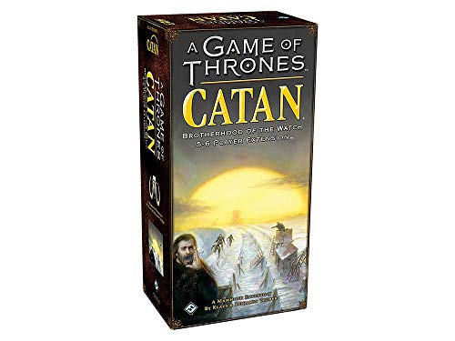 Catan Studios CN3016 Game of Thrones Catan: Brotherhood