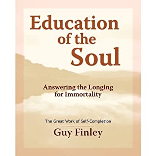 Education of the Soul audiobook cover art