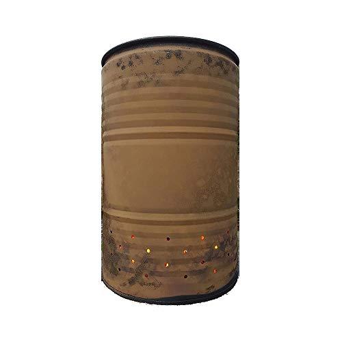 -  200 Liter Metallfass