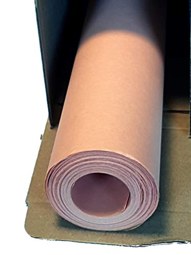 equipster Butcher Paper Kraftpapier Metzgerpapier Peach Pfirsich Papier für BBQ Smoker Fisch Fleisch Wurst 380mm x 10m