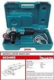 MAKITA - 9554Nbk Smerigliatrice Angolare 115Mm Con Valigetta 710W Makita