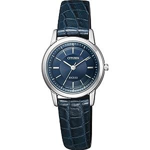 [シチズン] 腕時計 エクシード エコ・ドライブ EX2071-01L ブルー