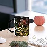 Taza De Té Con Asa Taza De Café 330 Ml Harry Potter Porcelana Apta Para Lavavajillas Regalo Infantil
