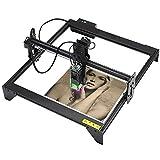 20W Laser Graviermaschine,Graviermaschine Laserengraver Kits,410X400 mm 12 V USB Desktop Laser Engraver,Präzisionsgravur Schneiden,Laserausgangsleistung:5000mw