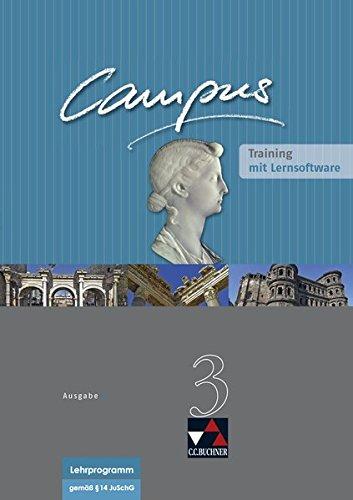 Campus C Training C 03 mit Lernsoftware: Fakultatives Begleitmaterial zu der Campus-Ausgabe C