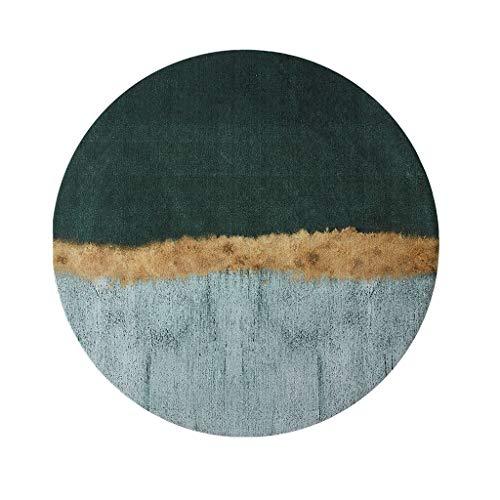 Ya-Ya tapijt, rond, voor kinderkamer/entree, moderne slaapkamer, tapijt