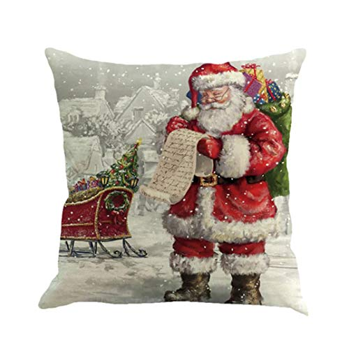 serliy Weihnachten Neue Kissenbezug spannbettlaken der Weinlese sofakissenbezug Baumwolle Taillenkissen Flauschige kissenbezüge günstige Hohe Qualität Baumwolle bettwäsche