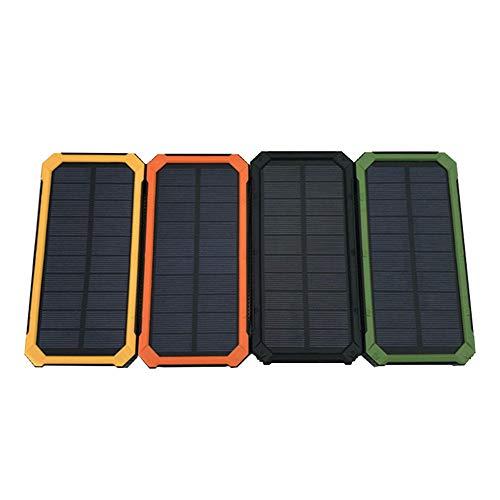 Fenshan223 El Cargador de batería 10000 MAH de Power Power Portable 10000 MAH es Adecuado para Huawei Millet Samsung iPhone Travel Essential (Battery Capacity : 10000mAh, Color : Black)