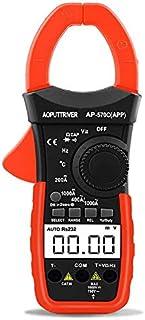 comprar comparacion Pinza Amperimétrica Profesional,Multímetro Digital Automático, Medidor de Corriente Voltaje AC/DC, Resistencia, Continua, ...