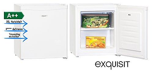 Exquisit GB 40-1 A++ Gefriergerät/A++ / 30 liters