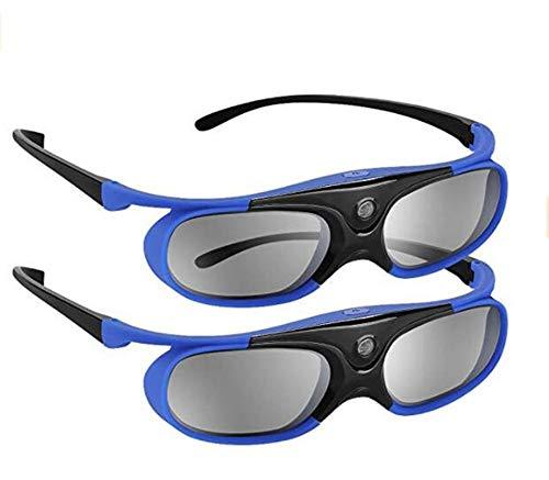 Gafas 3D Jx-30 Gafas 3D con Obturador Activo Dlp-Link 96Hz / 144Hz...