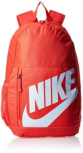 Nike Kids Rucksack Elemental Track red/Track red/Football Grey