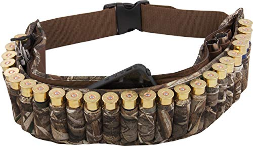 Drake Waterfowl Neoprene Shell Belt Realtree Max-5 One Size Fits Most