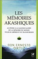 Les mémoires akashiques d'Ernesto Ortiz