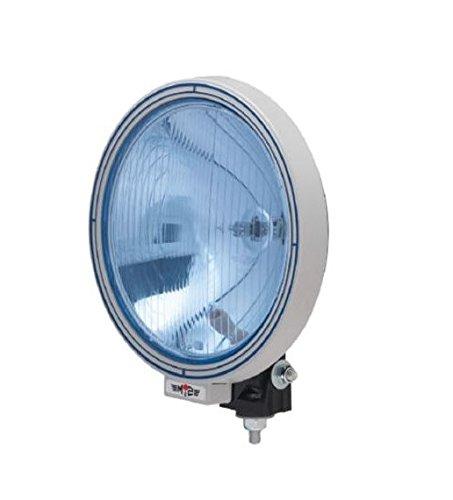 12V/24V 9'redondo azul lente estrecho Pencil Beam spot luces lámparas SIM 3228