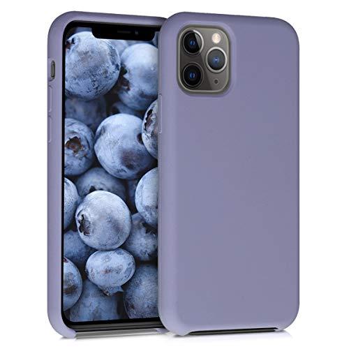 Fundas Iphone 11 Pro Max Silicona Lila Marca kwmobile