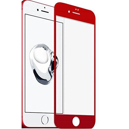 SKYEARMAN Protector de Pantalla iPhone 8 Plus Cobertura Completa, 0.26mm 3D-Curve 9H Vidrio Templado Anti-Reflejo Anti-Rayado Screen Protector para Apple 8Plus,5.5
