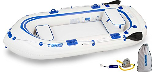 Sea Eagle New SE9 Inflatable Motormount Boat Start Up Package