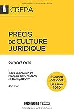 Livres Précis de culture juridique PDF