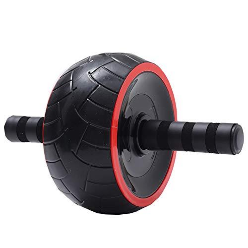Nonebrand Bauchrad Anti-Rutsch Reifen Haut Einrad Bauch Fitness Übung Abs Roller Bauchrad