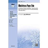 アルフレッド00-31051クリスマスポップTrio- Aメドレー - ミュージックブック